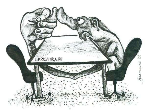 Как правильно разговаривать с нашими западными партнёрами?