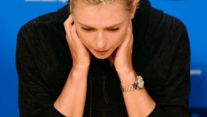 Дисквалификация Шараповой на два года: в конкуренции все средства хороши?