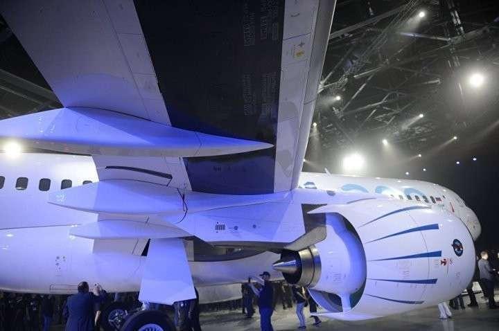 Сибирский проект: рождение соперника для Boeing