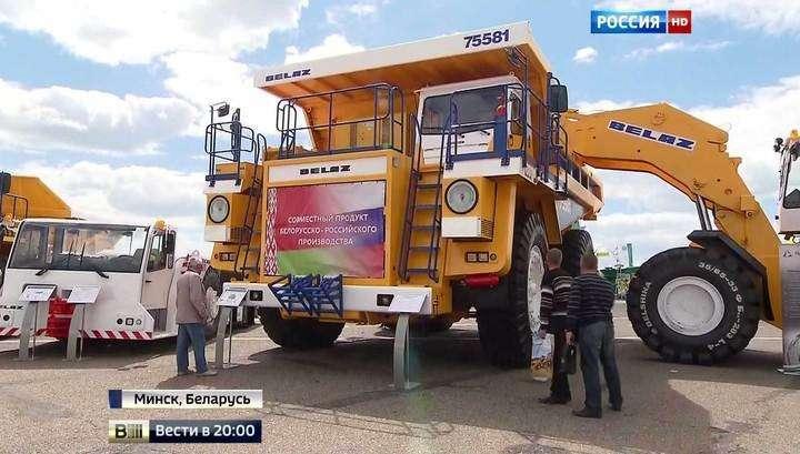 Главный торговый партнёр: Россия и Белоруссия подписали контракты на 200 миллионов долларов
