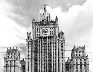 МИД: Действия ЕС заставляют сомневаться в стратегическом характере партнёрства с Россией
