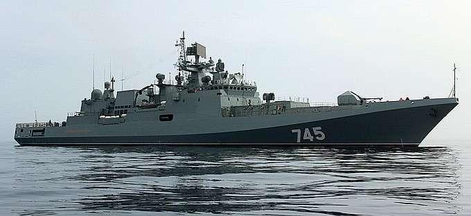 Приход новейшего фрегата на Черноморский флот: В Киеве шок и трепет