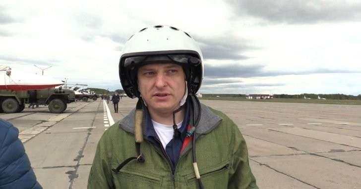 Лайф публикует последнее интервью пилота разбившегося Су-27