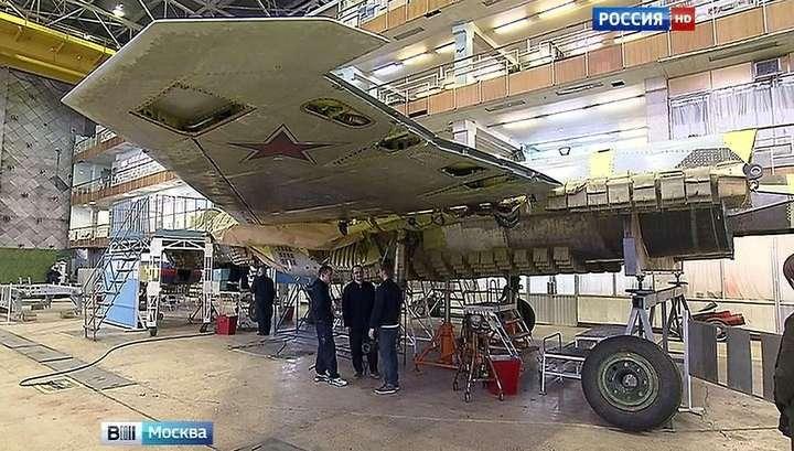 В бой на гиперзвуке: Россия ведет разработку истребителя шестого поколения