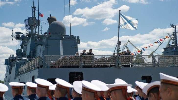 Новый фрегат ВМФ РФ прибыл в Севастополь, успев привлечь внимание «миролюбивого» НАТО