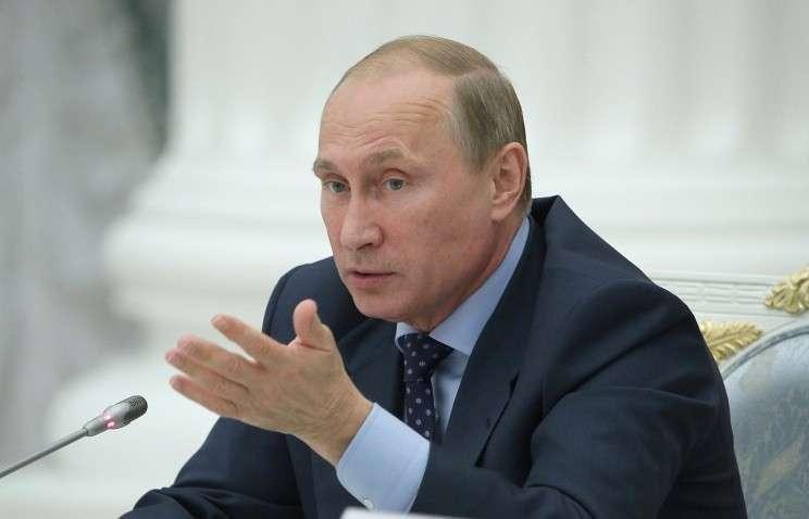 Владимир Путин предложил Совфеду отменить постановление об использовании ВС РФ на Украине