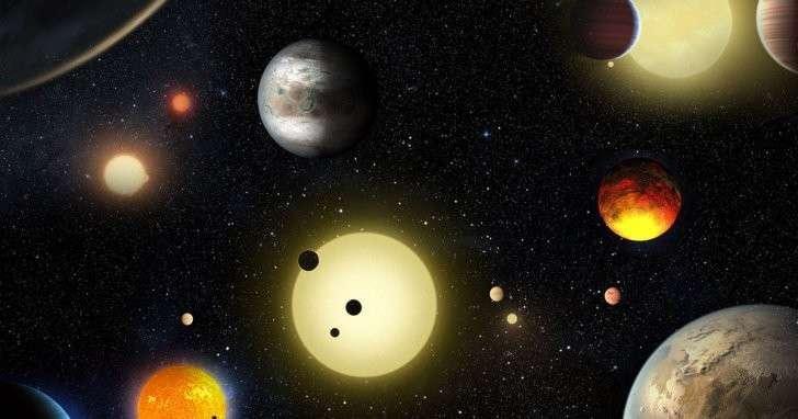 Астрофизики из США соревнуются в глупости и предсказывают существование планет из алмазов