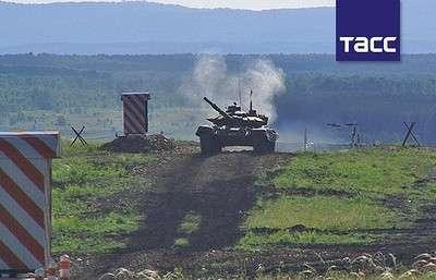 Более пяти тысяч человек посетили этап «Танкового биатлона» в Челябинской области