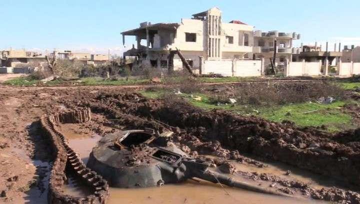 США случайно убили 10 бойцов, сражавшихся против ИГ в Сирии