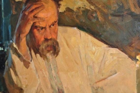 Земля Иуд: Тарас Григорьевич - Орфей, пропивший Эвридику