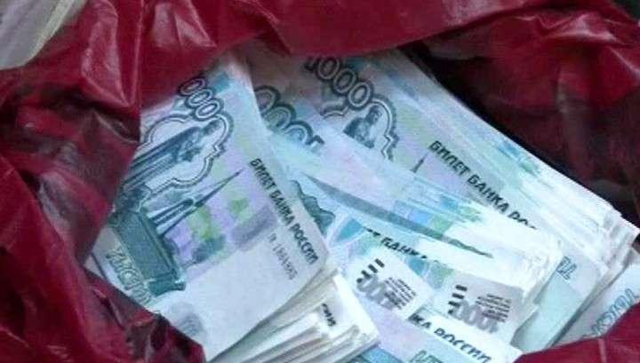 В Москве задержаны мошенники, укравшие у банка 245 миллионов рублей