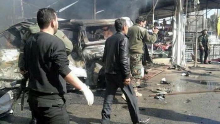 Двойной теракт в Дамаске: девять погибших, 16 раненых