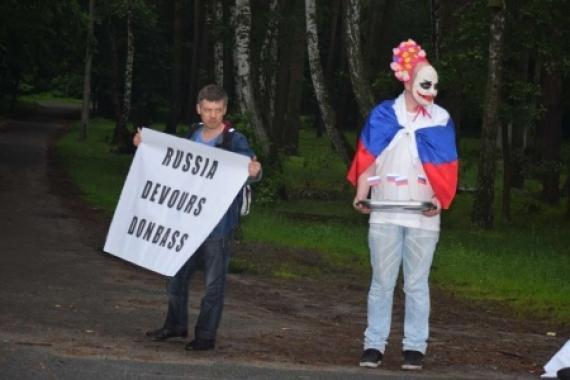 Мир в Донбассе и три расчёта Вальцмана