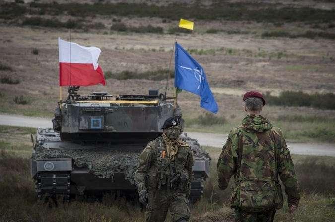 Польша как головная боль Старой Европы