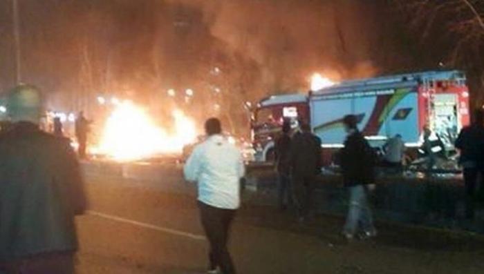 Новый теракт в Турции: при взрыве машины ранены 9 человек