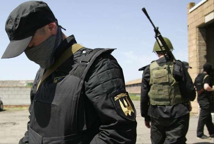 Укрокарателей набрали из преступников, наркоманов и бомжей