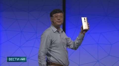 Вести.net: на конференции Lenovo показали будущее