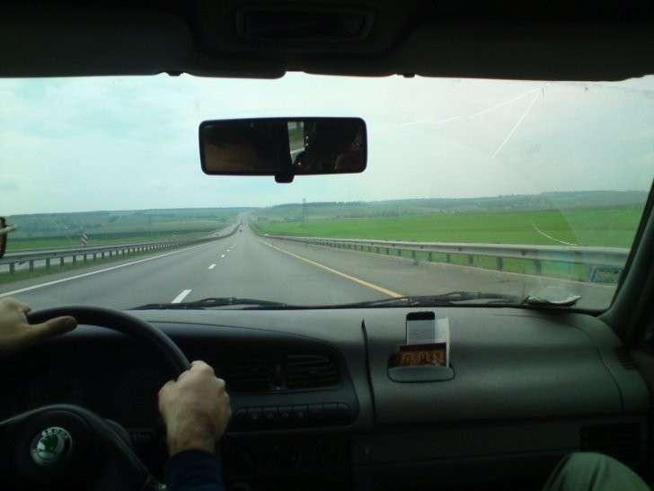 Дорога в Крым. Год спустя