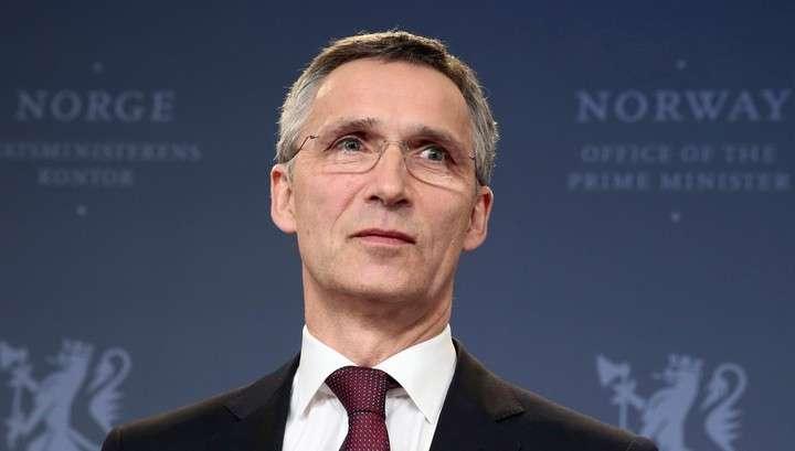 Генсек НАТО: мы намерены усилить своё присутствие в регионе Чёрного моря