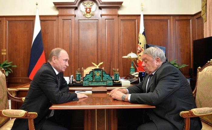 Глава РАН: задача учёных в привлечении средств бизнеса... Фортов враг или дурак?