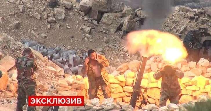 Сирийская армия освободила город Кабани в провинции Латакия