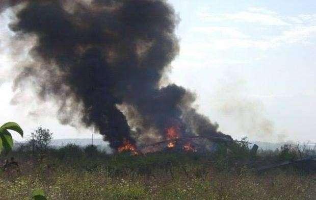 В сбитом под Славянском вертолёте погибли высокопоставленные ЦРУшники и американцы-наёмники