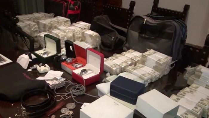 Аргентинский экс-чиновник попытался спрятать миллионы долларов