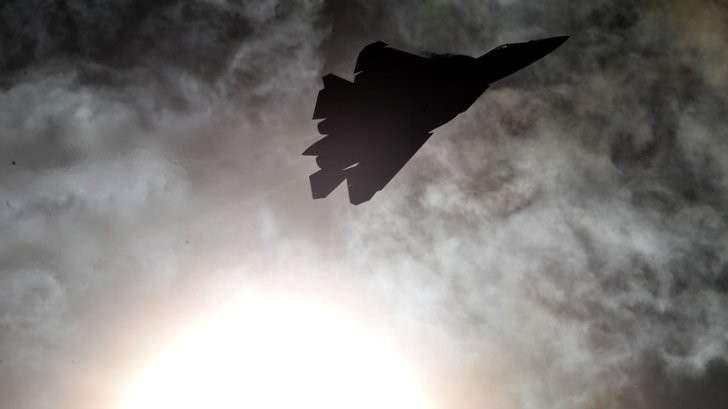 Российский истребитель пятого поколения Т-50 готов к серийному производству