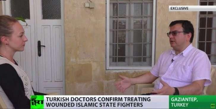 Турецкие врачи рассказали корреспонденту RT о лечении боевиков ИГ в стране