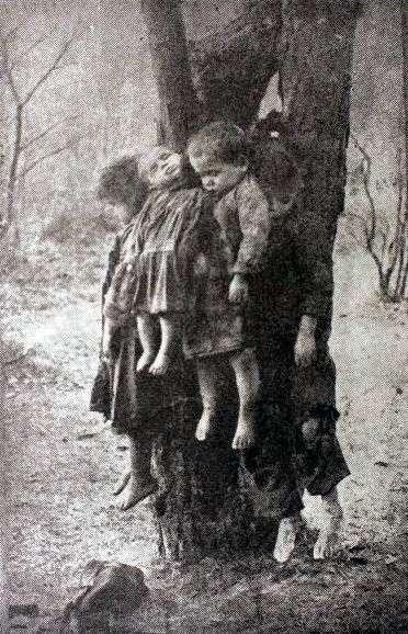 Волынская резня: «Мы неуиноатые - поляки сами зарезались и распилились» (18+)