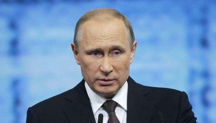 Владимир Путин: мы холодной войны не хотим, но НАТО плюёт на нашу позицию