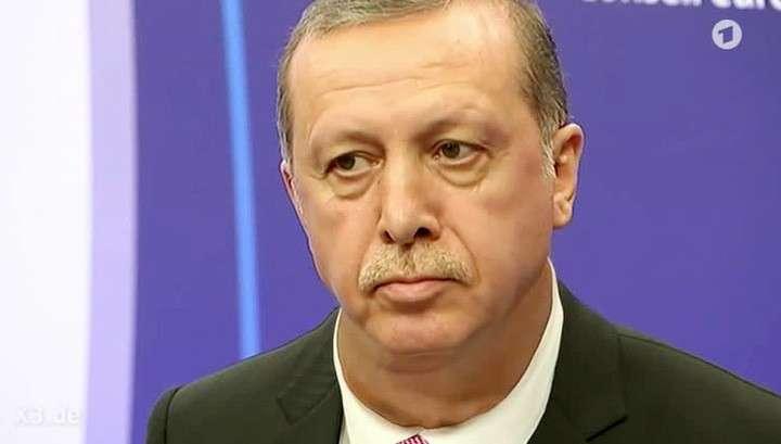 Эрдоган подделал ятаган, пардон, Диплом о высшем образовании
