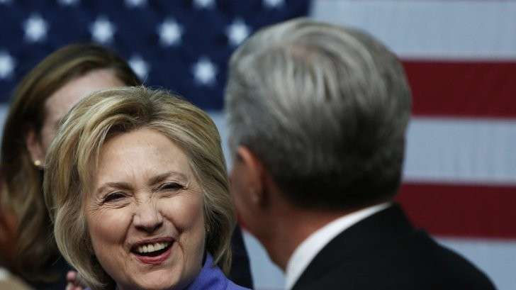 RT раскрывает секреты успеха Хиллари Клинтон в своём стаде