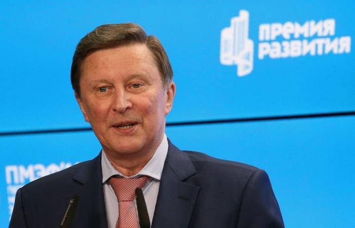 Сергей Иванов считает, что не нужно спешить с отменой санкций