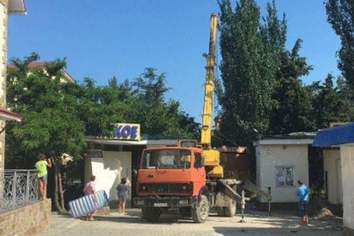В Крыму безпредел с пляжами продолжается, и даже усиливается