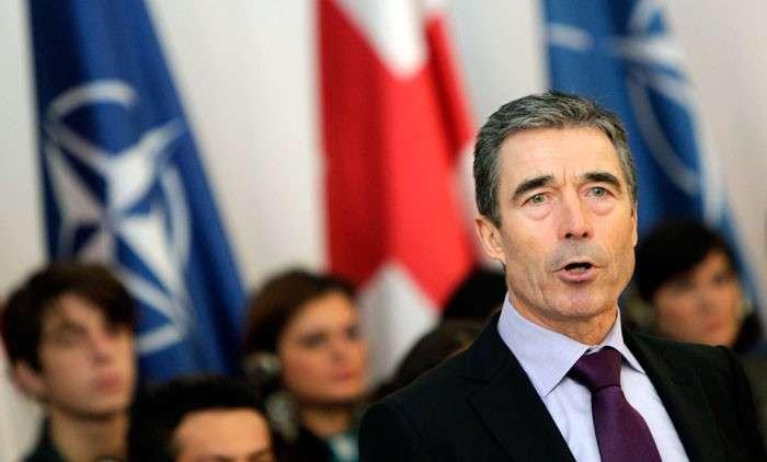 Тбилиси Брюсселю  не НАТО. Альянс не готов воевать с Россией за территориальную целостность Грузии