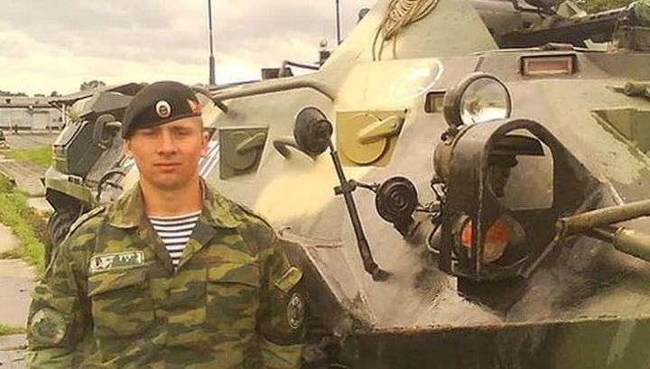 В Сирии российский военный Андрей Тимошенков остановил смертника ценой своей жизни
