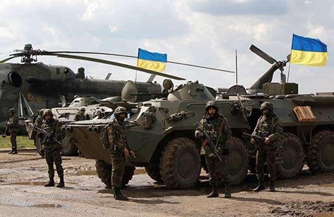 Киевская Хунта дала Нацгвардии право проводить обыски в любой квартире