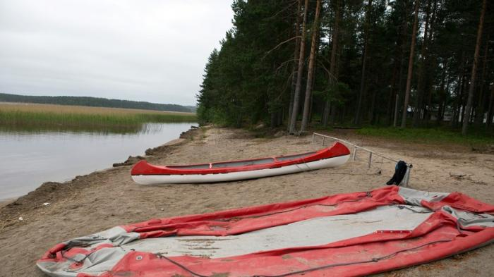 Все погибшие на озере в Карелии – дети 12-14 лет
