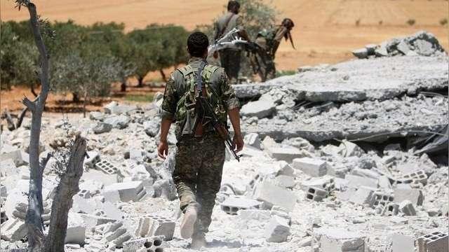 Telegraph: Россия нанесла серьезный урон «элитным подручным» США в Сирии