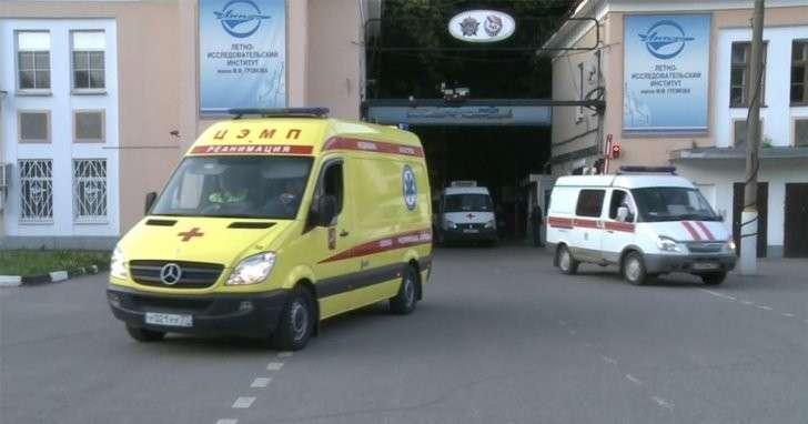 В Москве началась процедура опознания погибших в Карелии детей