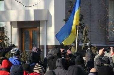 В Донецке предатели готовят штурм здания Обладминистрации