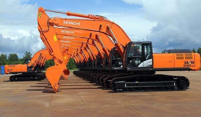 В Тверской области официально открыли завод «Хитачи» по производству строительной техники