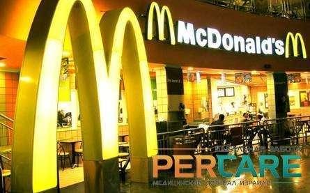 Швейцария закрыла все рестораны Макдоналдс из за высокой концентрации диоксина в сырах