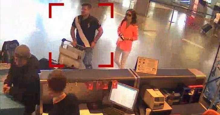 Работник сервисной службы во Внуково украл бумажник у нападающего «Металлурга»