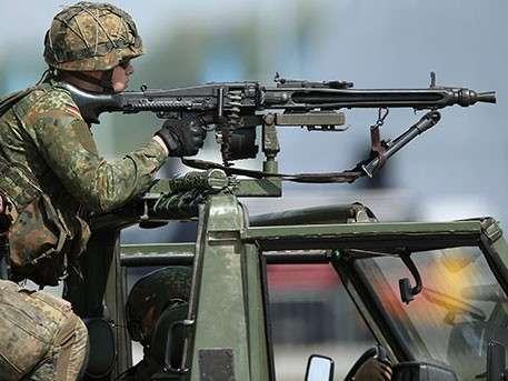 Немецкие солдаты разочаровались в собственном оружии