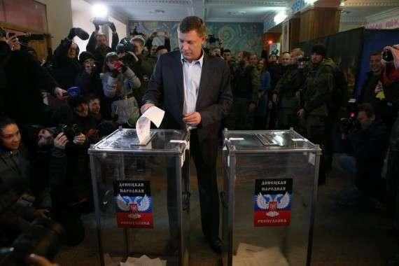 Захарченко поставил Киеву ультиматум по выборам на Донбассе