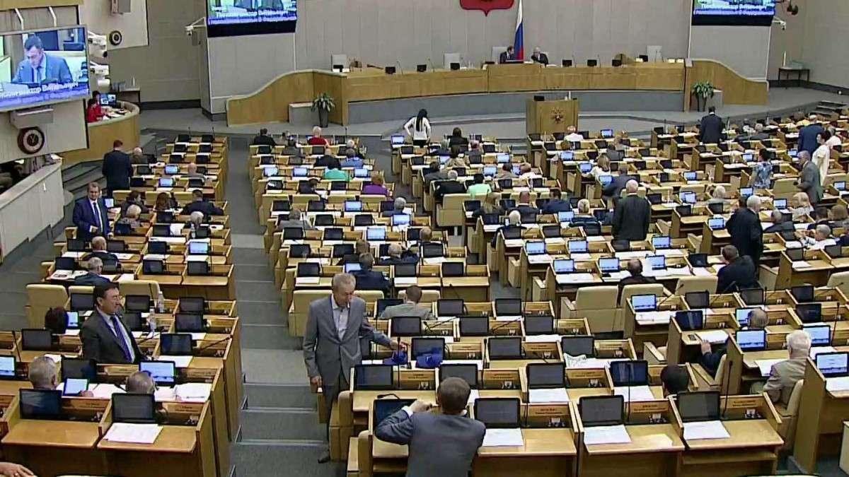 Госдума в третьем окончательном чтении приняла законопроект о коллекторах
