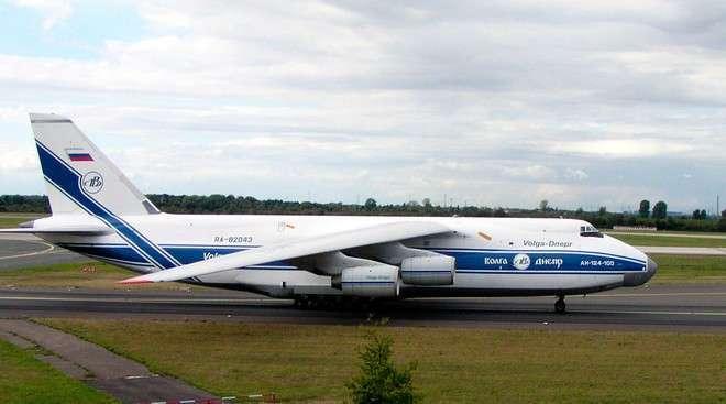 Пять самых больших транспортных самолётов всех времён