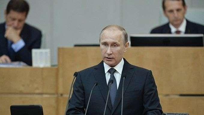 России угрожают «нацисты» XXI века